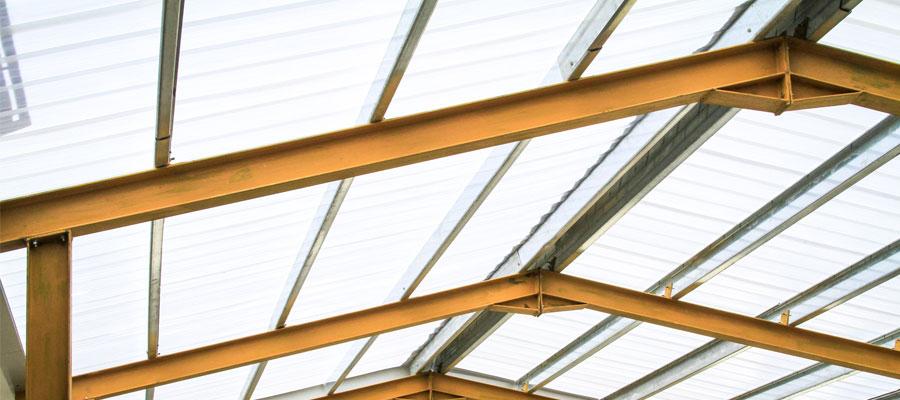Lifetime Solutions Polycarbonate R Panel Sheets